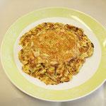 蟹肉炒蛋(シェロゥツォタン) 蟹玉