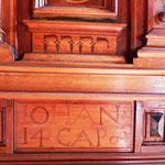 Kanzelinschrift