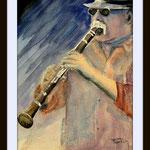 Le clarinetiste