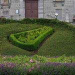 Vakantie in de Ardennen, kerk van Tellin