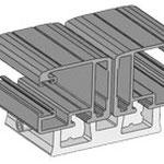 Die FMGZ kann auch gekuppelt bzw als Reihensystem ausgeführt werden
