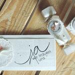 Ein Hauch Romantik - das Hochzeits Trio
