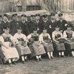Feuerwehr Rietz - Fahnensegnung 1926