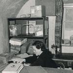 Rietzer Postmeisterin Trixl Hanni