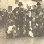 Fasnacht in Rietz 1960