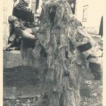 Fasnacht in Rietz Wilde 1962