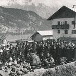 Feuerwehr Rietz 1956