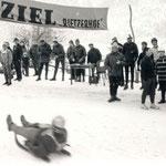 WSV Rietz - Rodeln um 1969