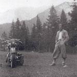 Josef Mader Zündapp 1935