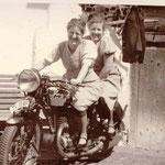Emma und Josefa Schreier 1940