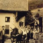Beim Witsch Dorf, 1940