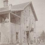 Rietzer Poststelle 1920