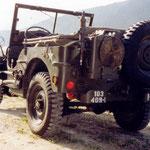 Jeep Baujahr 1940
