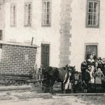 Fasnacht in Rietz 1920