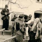 FasnaFasnacht in Rietz 1960cht in Rietz 1960