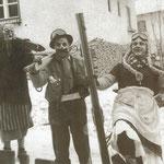 Fasnacht in Rietz 1962