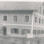 Postamt Rietz 1960