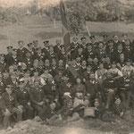 Feuerwehr Rietz - Erste Fahne 1926