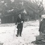 Fasnacht in Rietz 1963