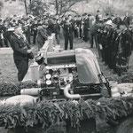 Feuerwehr Rietz Motorspritze 1956