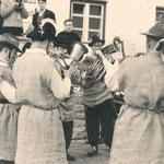 Fasnacht in Rietz Musikkapelle 1962