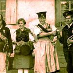 Feuerwehr Rietz um 1935