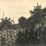 Feuerwehr Rietz 75 Jahre 1950
