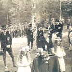 Rietzer Veteranen Fahnensegnung 1934