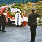 Feuerwehr Rietz 1974
