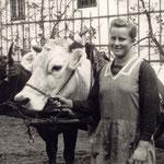 Kluibenschedl Ida um 1943