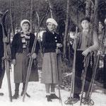 WSV Rietz - Schimode um 1935