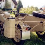 BMW 750 Afrikaeinsatz Baujahr 1943