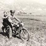 Luise und Josefa Witsch 1940