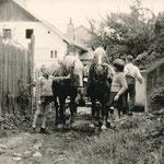 Beim Gotterer 1955