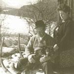 Prantl Alois und Hanni