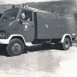 Feuerwehr Rietz 1973