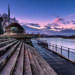 Uferpromenade Mosel Koblenz