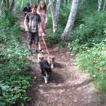 7 Wochen - Whow war der Wald groß