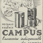 Magazine Camping 1937