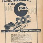 """1938 journal germanophone alsacien, """"der Sonntag"""""""