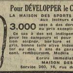 Journal l'Est Républicain 8 juin 1939