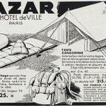 La revue des campeurs juin 1938