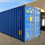 Lager- Material- Werkzeugcontainer