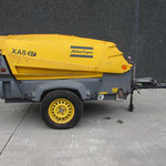 Kompressor XAS 67 PKW Anhänger