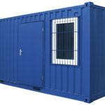 Bürocontainer, Mannschaftscontainer, Baucontainer Osttirol