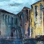 Venedig, 2015, MT auf Leinwand, verkauft