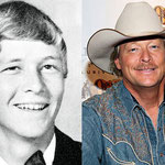 Alan Jackson ...look how young he was ...