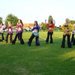 Auftritt Sportfest 2012 Ense-Bremen