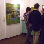 Vernissage in Innsbruck Galerie Kass