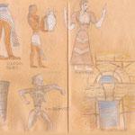 Impressionen aus dem Archäologischen Museum Kreta